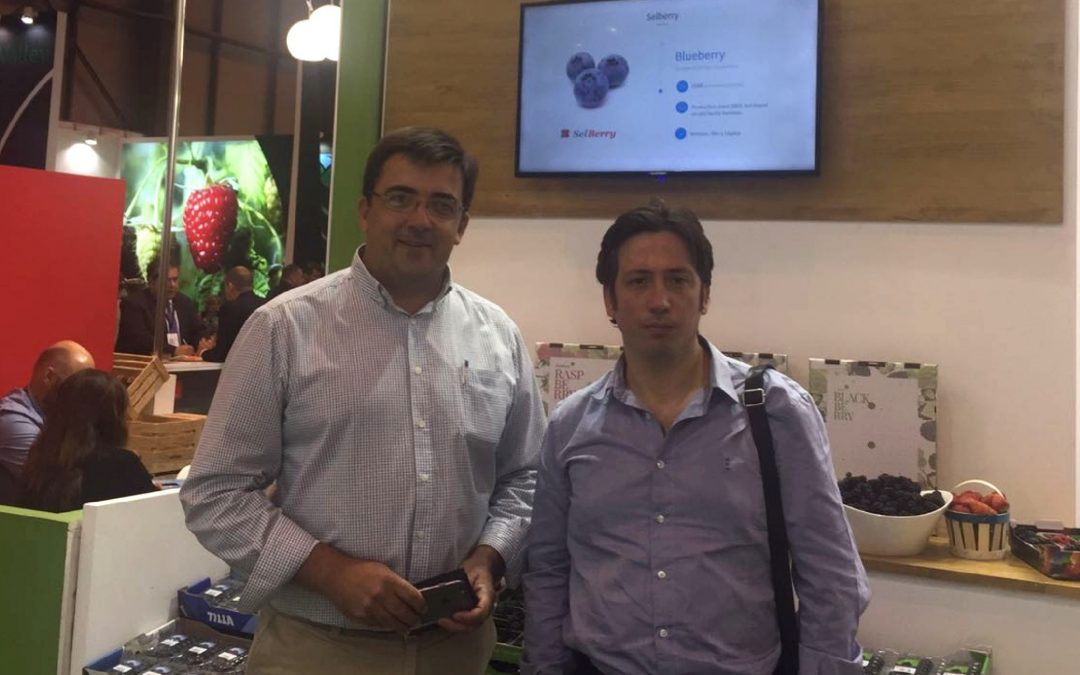 Visitamos Fruit Attraction 2016