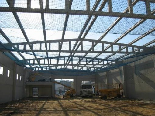 Proyecto de obras e instalaciones para central hortofrutícola en Lucena del Puerto