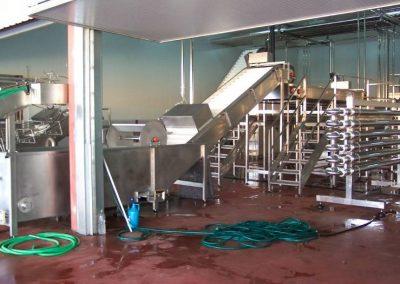Proyecto básico para la Autorización Ambiental Integrada de la planta de industrialización de fresón de HUDISA en Lepe