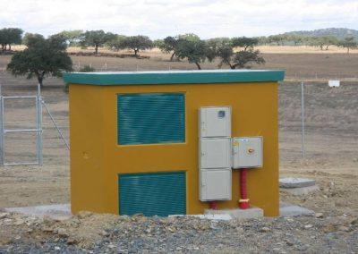 Proyecto de línea de media tensión y centro de transformación para evacuación de electricidad generada en planta solar fotovoltaica en finca Los Labradillos de Villanueva de los Castillejos