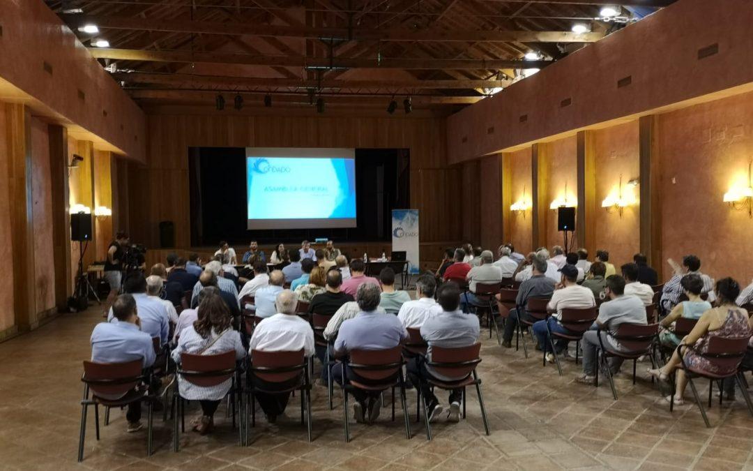 Celebrada con éxito la Asamblea General Ordinaria de la Comunidad de Regantes Condado de Huelva